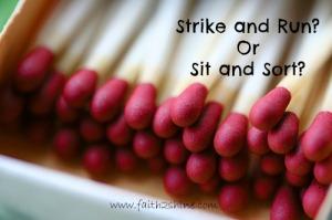 Strike and Run