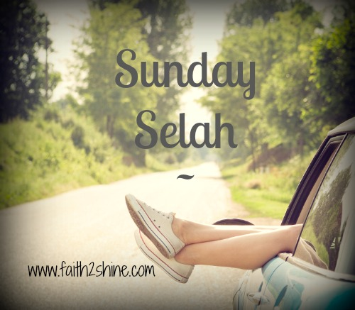 Sunday Selah Image