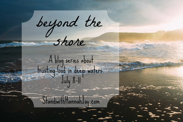 beyond the shore series graphic
