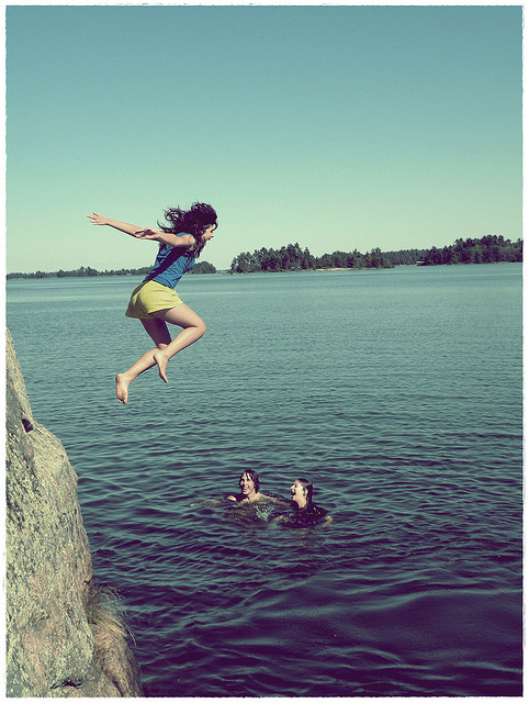 Leap of Faith by Nicki Varkevisser